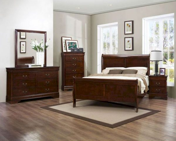 $699 4pc Bedroom Set